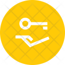 Authentication Password Permission Icon
