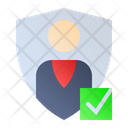 Authentication Employee Authentication Client Authentication User Icon