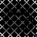 Authority Unlock Signature Icon