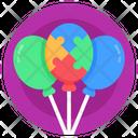 Disorder Awareness Autism Awareness Balloons Autism Balloons Icon
