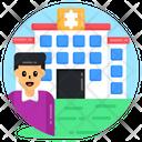 Hospital Medical Center Autism Center Icon