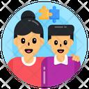 Autism Community Use Autistic Friends Autistic People Icon