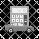 Auto Loan Calculator Icon