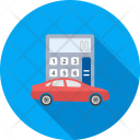 Auto Loan Calculator Icon