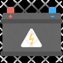 Auto Battery Icon