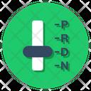 Auto Control Automatic Automatic Transmission Icon