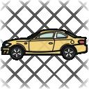 Auto Coupe Car Icon
