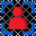 Auto Focus Icon