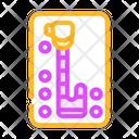 Auto Gear Automatic Transmission Icon