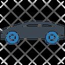 Auto Loan Car Finance Icon