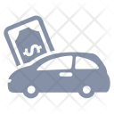 Auto Loan Car Icon