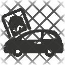 Auto Finance Car Icon