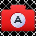 Auto Mode Auto Camera Icon