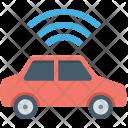 Auto net WiFi Icon