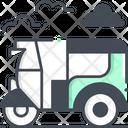 Auto Rickshaw Icon