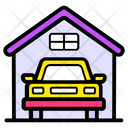 Car Service Car Maintenance Car Garage Icon