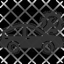 Car Vehicles Auto Service Icon