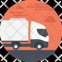Auto Shipping Icon