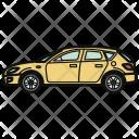 Auto Van Car Icon