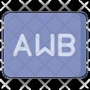 Auto White Balance Icon
