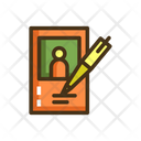 Autographs Collector Icon