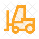 Autoloader Forklift Icon