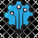 Automate Ai Mechanize Icon