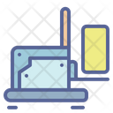 Automated Guided Vehicle Icon