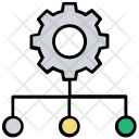 Automated Solutions Automation Icon