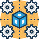 Automated solution Icon