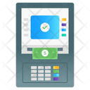 Instant Banking Atm Machine Cash Machine Icon