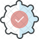 Automated Testingv Automated Testing Testing Optimization Icon