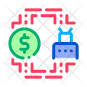 Automated Withdrawal Money Icon