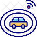 Vehiclesm Automatic Car Car Icon