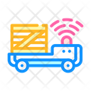 Automation Transportation Car Icon