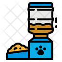 Feed Water Pet Icon