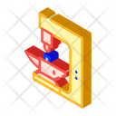 Automatic Forge Isometric Icon