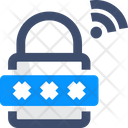 Safetyv Automatic Lock Lock Automation Icon