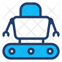 Automatic Machine Robotics Icon