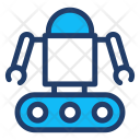Programming Machine Robot Icon