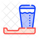 Automatic Drinker Dog Icon