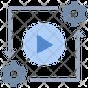 Automatic Process Icon