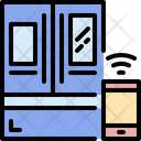 Automatic Refrigerator Icon
