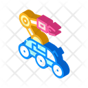 Rover Discovery Transport Icon