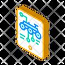 Rover Characteristics Isometric Icon