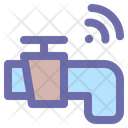 Automatic Tap Smart Tap Water Icon