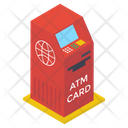 Automatic Teller Machine Icon