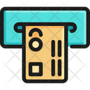 Automatic withdrawal machine Icon