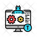 Automatical Repair Incident Icon