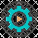 Automation Autonomous Auto Icon